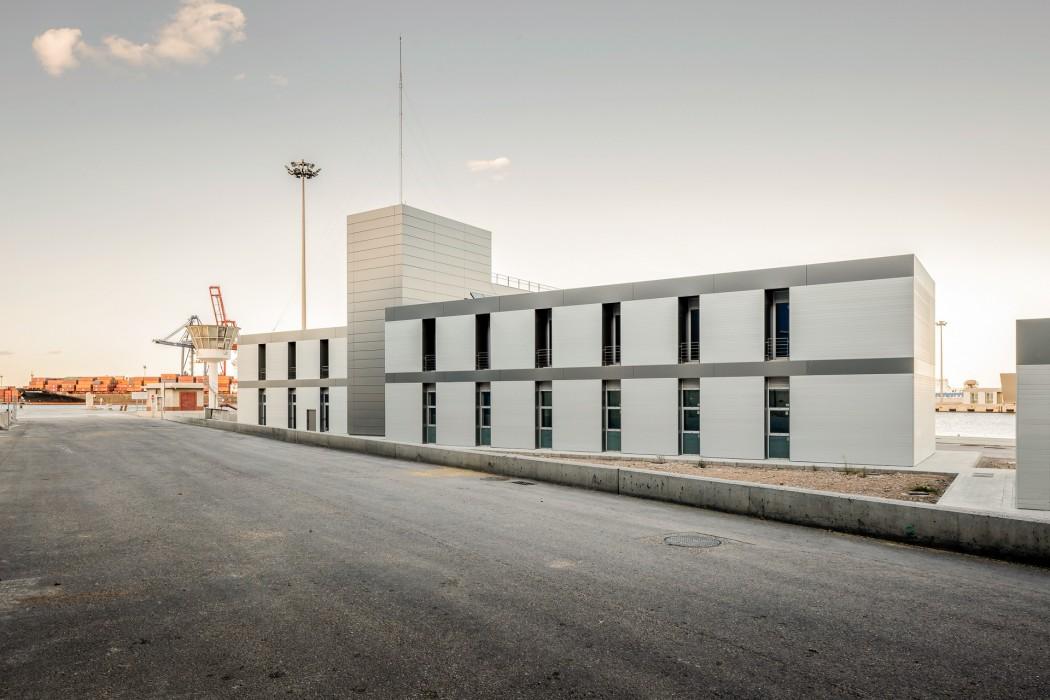 Edificios Náuticos Puerto Valencia