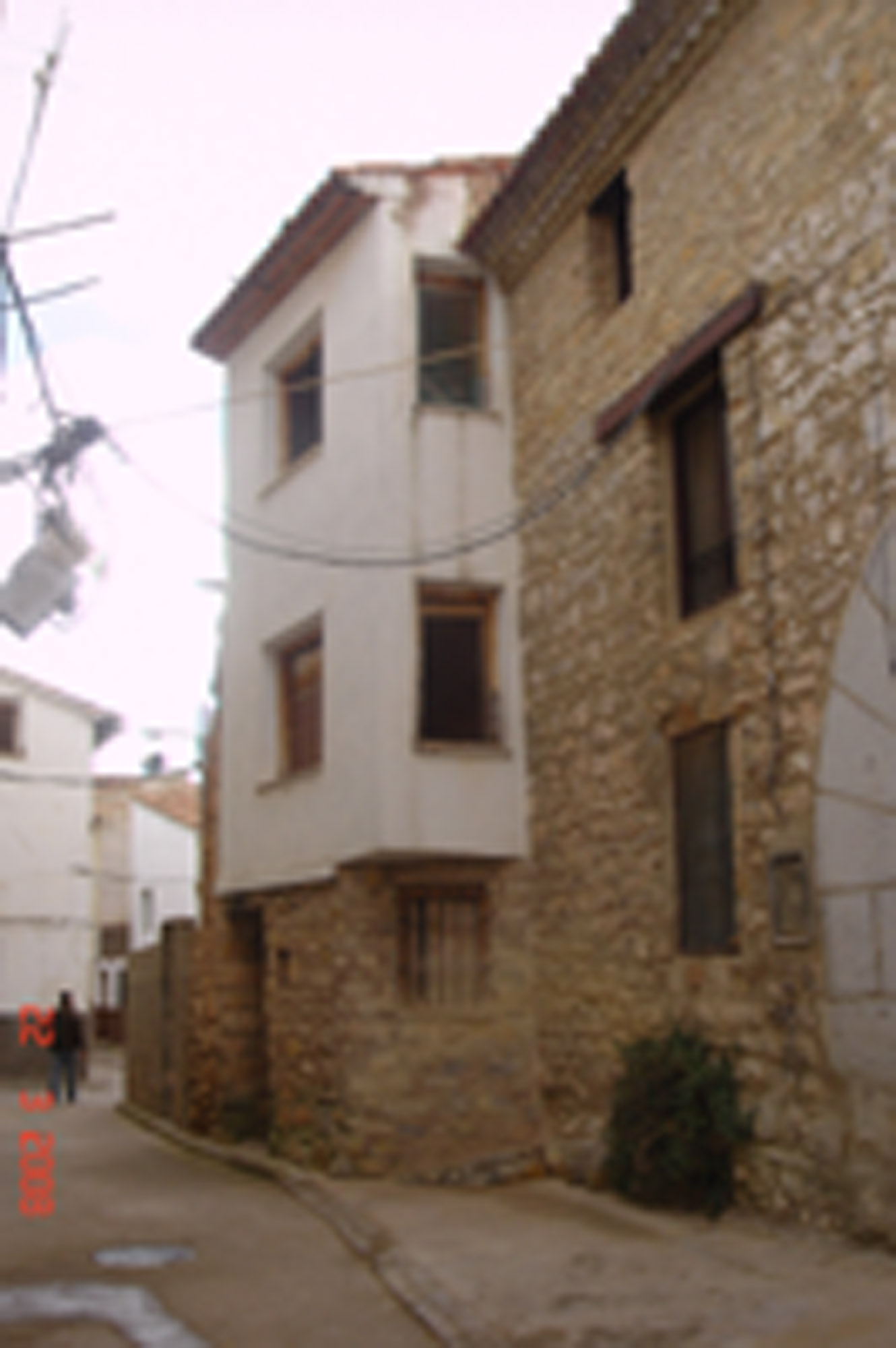 Rehabilitaci N De Casa Rural Ramiro Santiago Darder Arquitecto  ~ Rehabilitacion De Casas Rurales