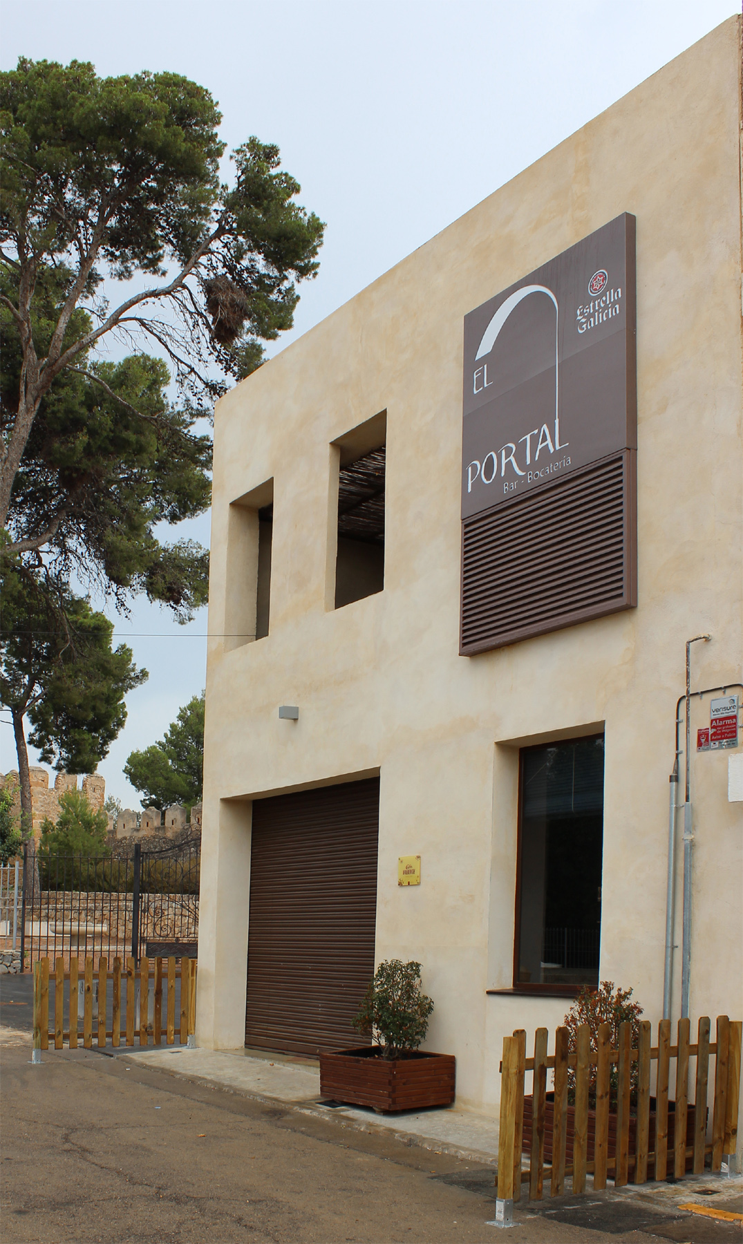 Ampliaci n de vivienda en benisan el portal santiago for Piscina cubierta lliria