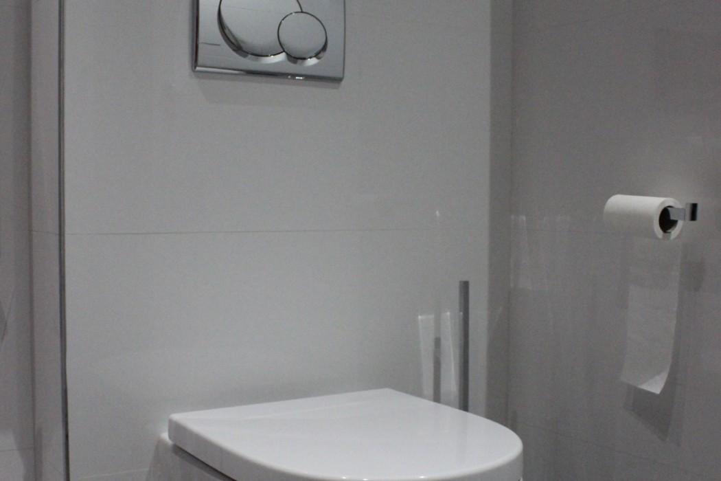 Cisterna empotrada en wc