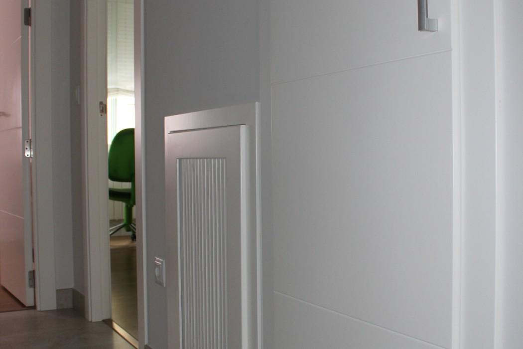 Armario para radiador