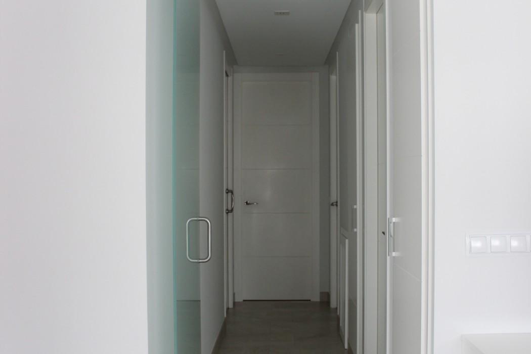 Pasillo a dormitorios