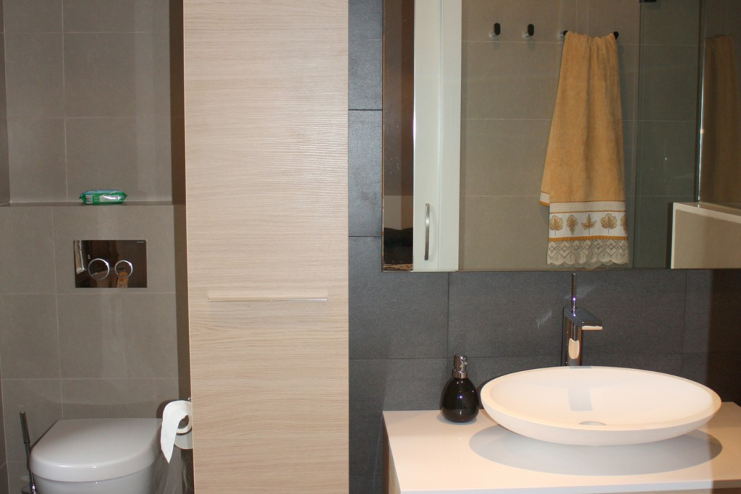 Dormitorio principal-baño