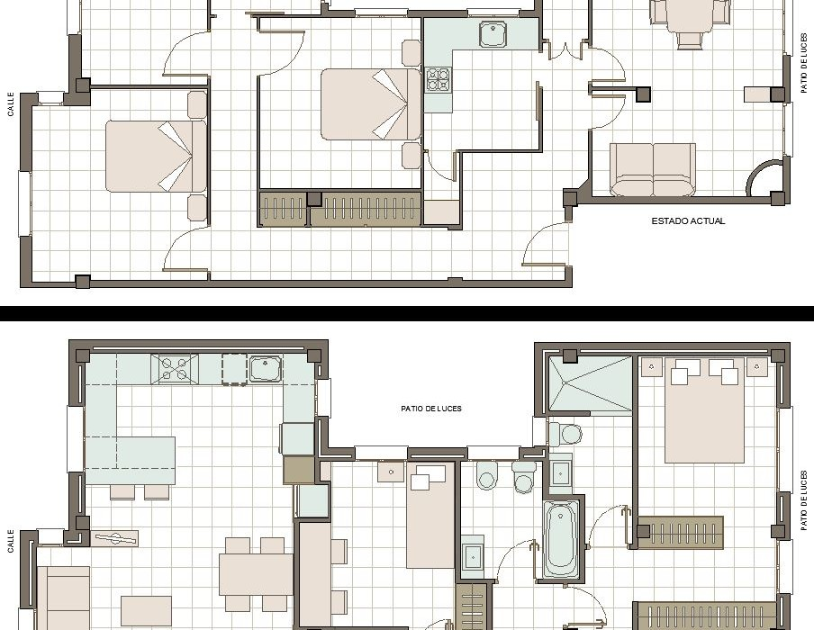Apartamento en valencia santiago darder arquitecto t cnico - Arquitecto tecnico valencia ...