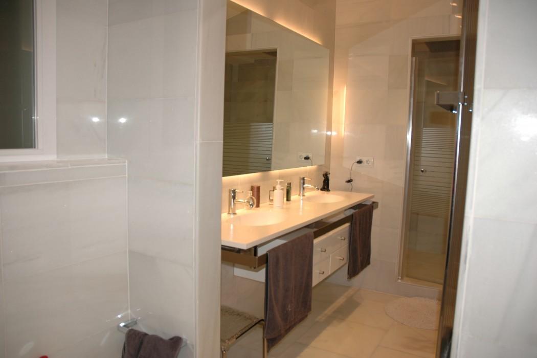 Habitación principal-Baño